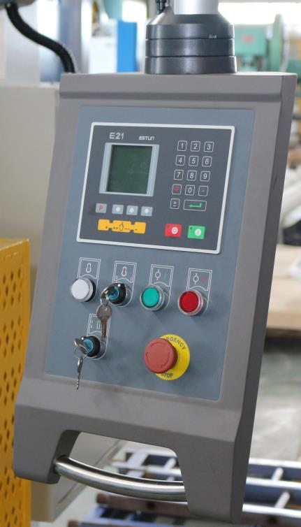 HAVEN Product: Hydraulic Press Brake with E21