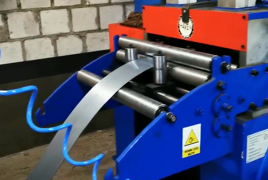 Punching and Forming Production line HAVEN Machine