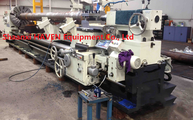 HAVEN Universal Lathe and Gap-bed Lathe