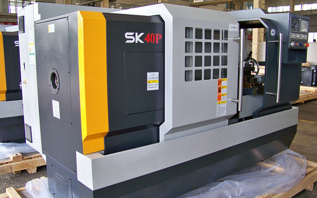HAVEN SK40P Series horizontal CNC lathes